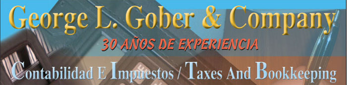 George Gober Tax